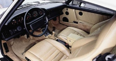 Five-speed manual was mandatory on the Porsche 911 Carrera 4.