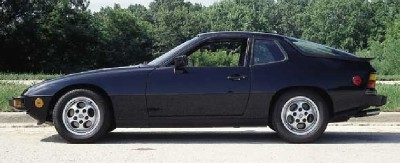 The Porsche 924 S was the first 924 available in the U.S. since 1981.