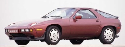 With its 5.0-liter engine, the 1985 Porsche 928 S could reach 60 mph in under 6 seconds.