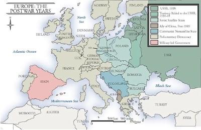 Postwar Europe and Japan: October 1945-September 1951 ...