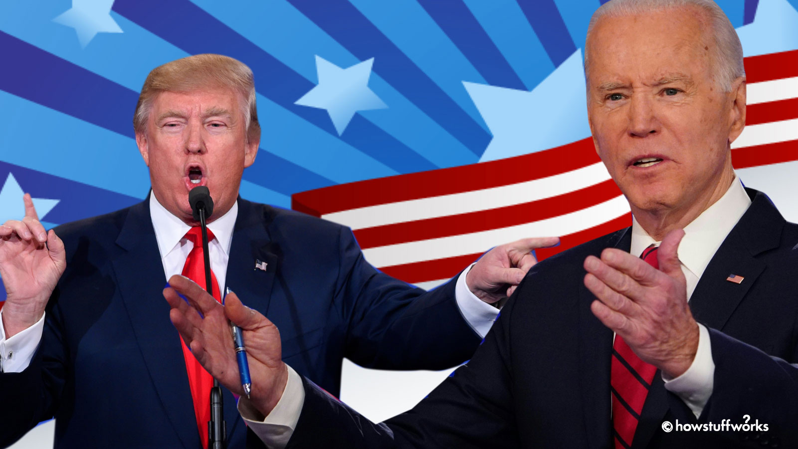 How Presidential Debates Work