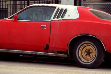 Conditions that Cause Automotive Rust | HowStuffWorks