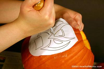 Advanced pumpkin carving howstuffworks