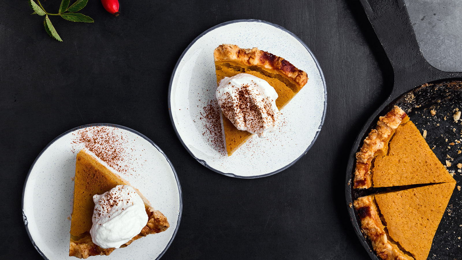 The Humble History of Pumpkin Pie