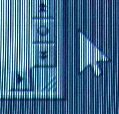 What causes the faint horizontal lines on my monitor? | HowStuffWorks