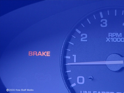 What Do The Brake Warning Lights Mean In My Car Howstuffworks