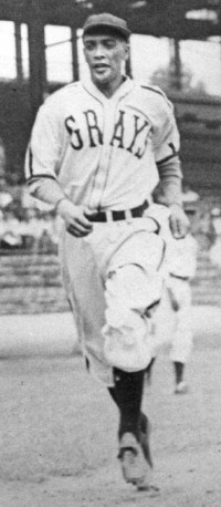 Pitching for the Homstead Grays, Brown fired a one-hit shutout in the 1944 Negro League World Series.