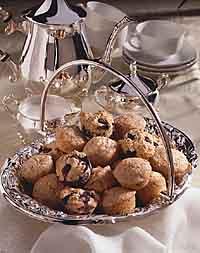 Miniature Fruit Muffins