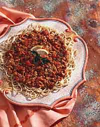 Linguine with Clams and Marinara Sauce