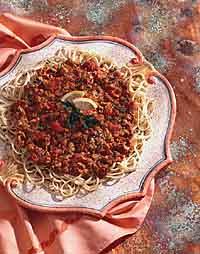 Linguine with Clams and Marinara Sauce