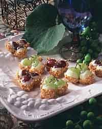 Dessert Grape Clusters