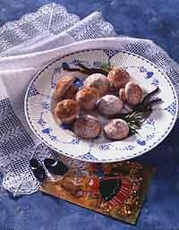 Dutch Chocolate Meringues