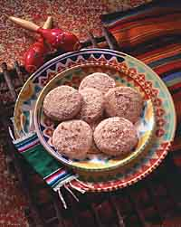Mexican Sugar Cookies (Polvorones)