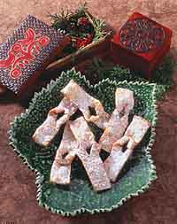 Polish Fried Cookies (Chrusciki)