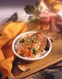 Chicken Etouffée
