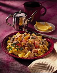 Hearty Hungarian Goulash
