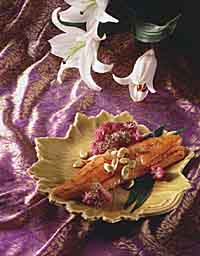 Oriental Baked Cod