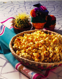 Taco Popcorn Olé
