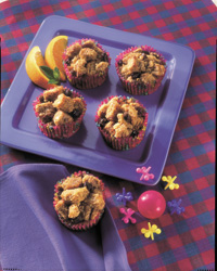 Bread Pudding Snacks