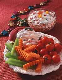 Christmas Confetti Dip