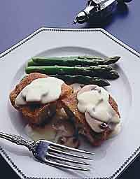 Chicken à la Romanoff