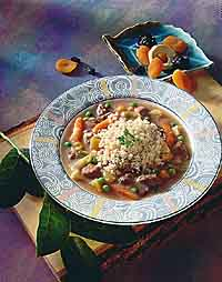 Fruited Lamb Stew