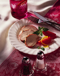 Lemon-Capered Pork Tenderloin