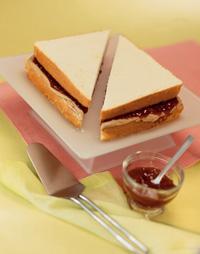 PB & J Sandwich Cake