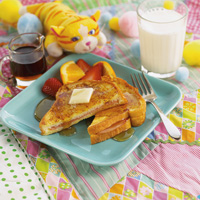 Stuffed French Toast Sandwich