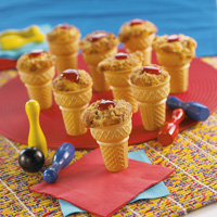 Breakfast Cones