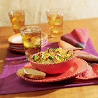 15 Minute Chicken and Broccoli Risotto