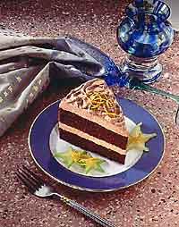 Sinfully Simple Chocolate Cake