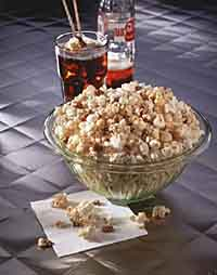 Honey Crunch Popcorn