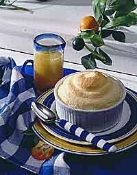 Puffy Orange Omelet