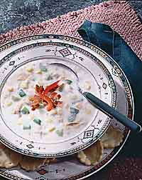 Tuna Corn Chowder