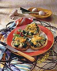 Broccoli Melts