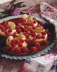 Raspberry Napoleons