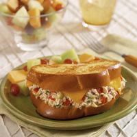 Tuna Monte Cristo Sandwich