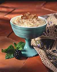 Rice Pudding Mexicana