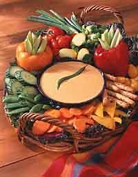 Easiest Three-Cheese Fondue