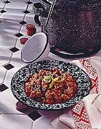Turkey Chili with Black Beans