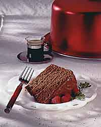Old-Fashioned Devil's Food Cake