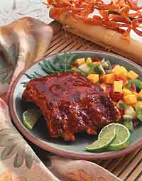Jamaican Baby Back Ribs