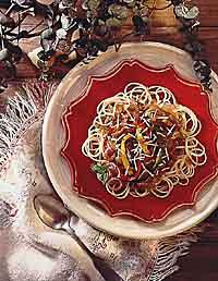 Pasta Peperonata
