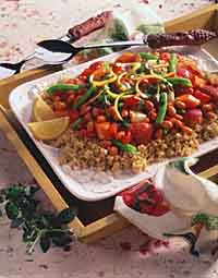 Vegetable Melange Couscous