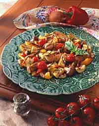 Balsamic-Herb Ratatouille