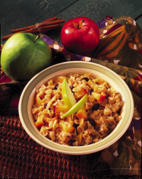 Harvest Apple Oatmeal