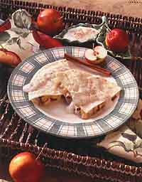 Apple Cinnamon Quesadillas