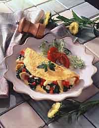 Greek Isles Omelet