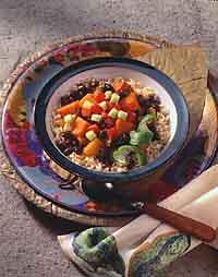 Jamaican Black Bean Stew